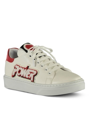 Marjin Sneakers Kırmızı